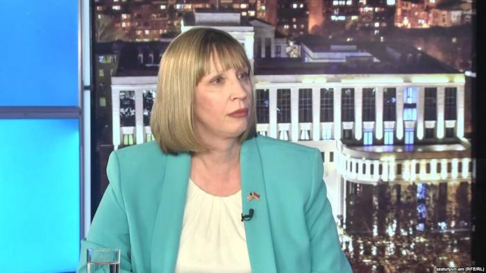 Embajadora estadounidense:   No existe una solución militar para el conflicto de Karabaj