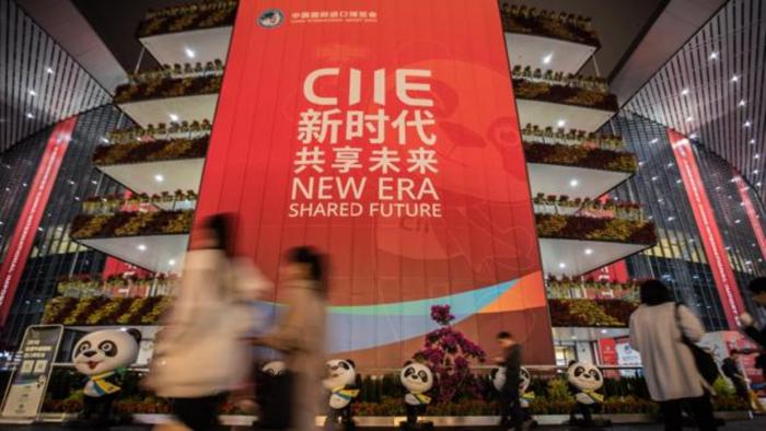 China promete abrir más su mercado en la II Feria de Importaciones de Shanghái