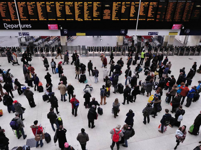 27-day rail strike could wreck Christmas travel for thousands