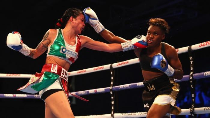 Erste Box-Olympiasiegerin beendet Karriere - weil sie um ihr Augenlicht fürchtet