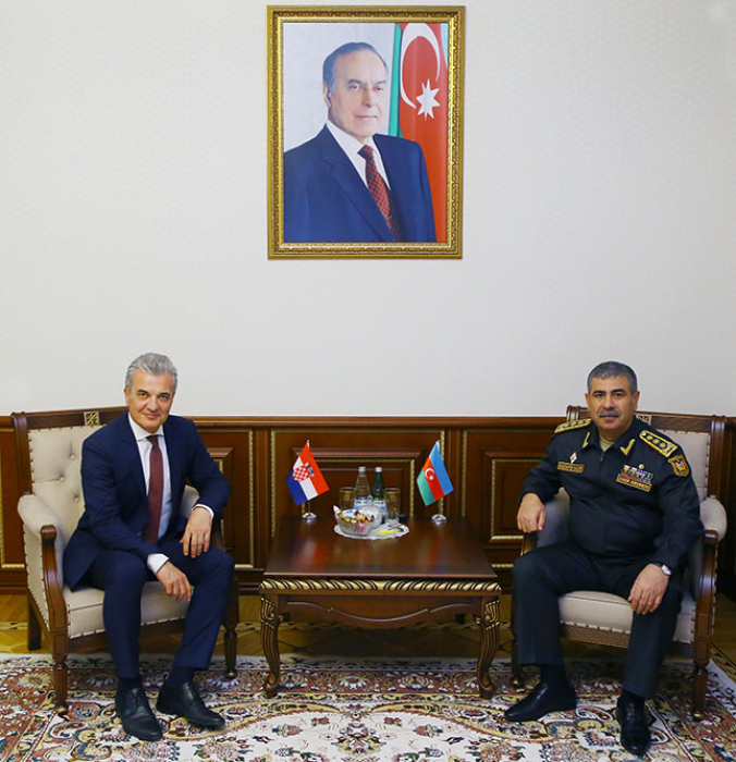 Croatia expresses support for Azerbaijan's territorial integrity, sovereignty