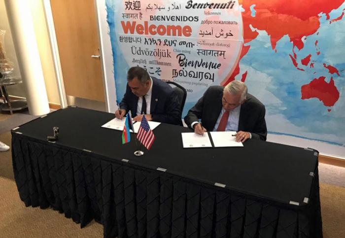 Universidades de Azerbaiyán y EE.UU. firman un Memorando de Entendimiento sobre cooperación agrícola