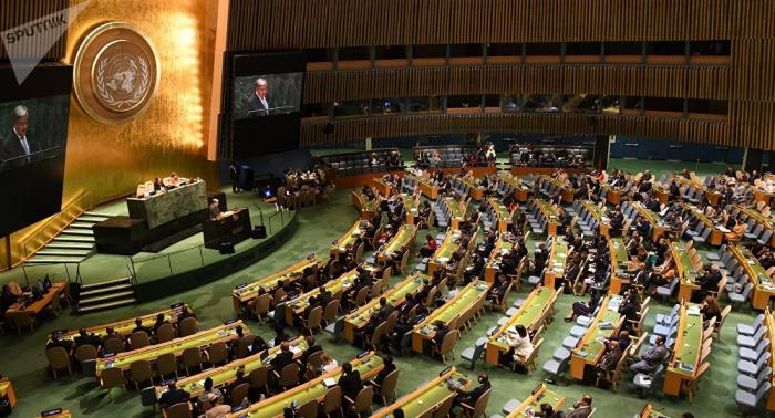 UN-Vollversammlung billigt Russlands Resolutionsentwurf zur Festigung der Rüstungskontrolle