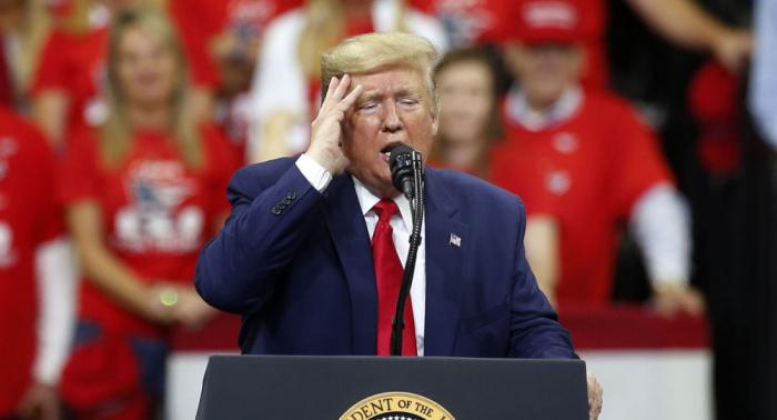 Unter dieser Bedingung droht den USA schwere Wirtschaftskrise – Trump