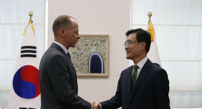 Washington verlangt von Seoul 4,7 Milliarden für Stationierung der US-Truppen