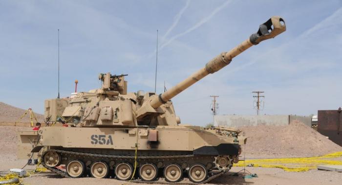 Artillerie:   Tempo! Über die neue Rohrwaffe des Pentagons