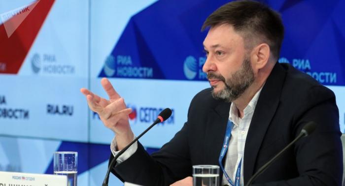 La OSCE espera que Kiev retire todos los cargos contra Kiril Vishinski