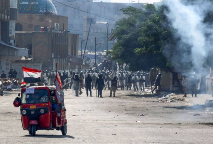 Tirs sur les manifestants à Bagdad, au moins 4 morts