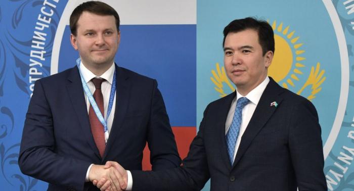 Russland und Kasachstan konzipieren Programm von Grenzkooperation