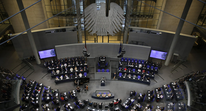 Zweiter medizinischer Notfall im Bundestag binnen eines Tages