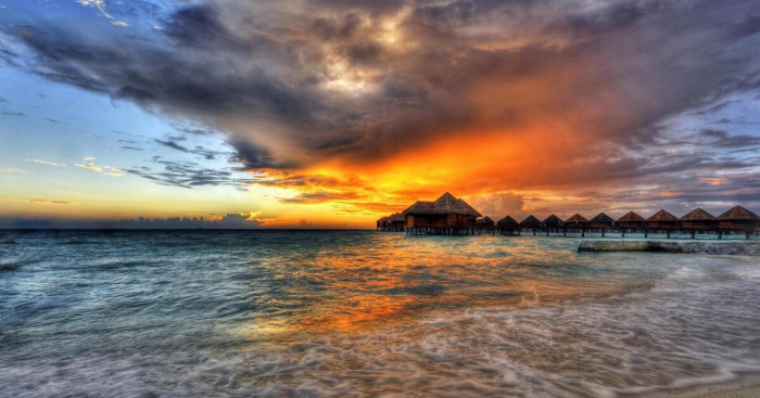 Militärunfall vor Insel Girifushi - Kugel trifft deutschen Touristen