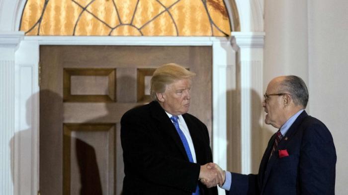 US-Diplomat erhebt schwere Vorwürfe gegen Trumps Anwalt