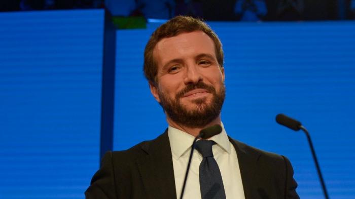 Pablo Casado vor der Wahl in Spanien -Doppeltes Spiel, zweite Chance