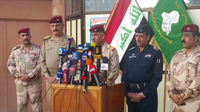 Irak ordena no utilizar balas reales durante las manifestaciones