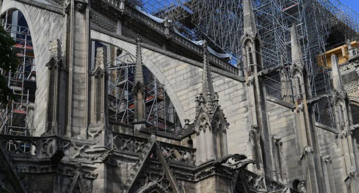 Notre-Dame-Restaurierung:  Frankreich will Russland einladen – Sonderbeauftragter