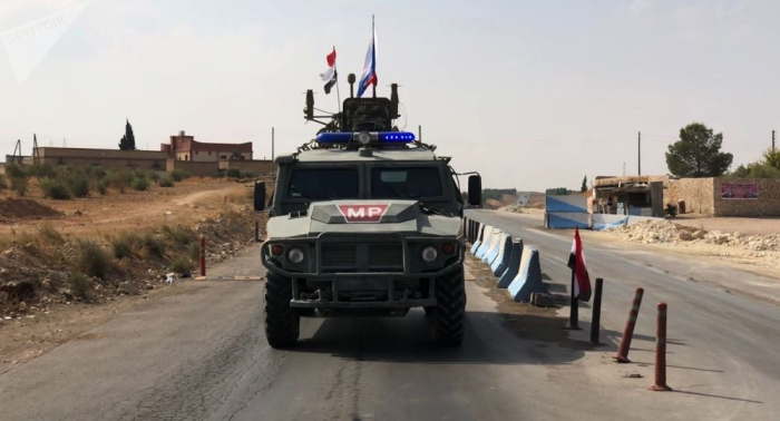 Rusia y Turquía empiezan su tercer patrullaje conjunto en el noreste de Siria