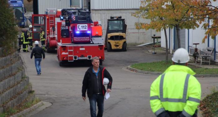 Saalekreis:   Dutzende Menschen nach Explosion aus Grube gerettet