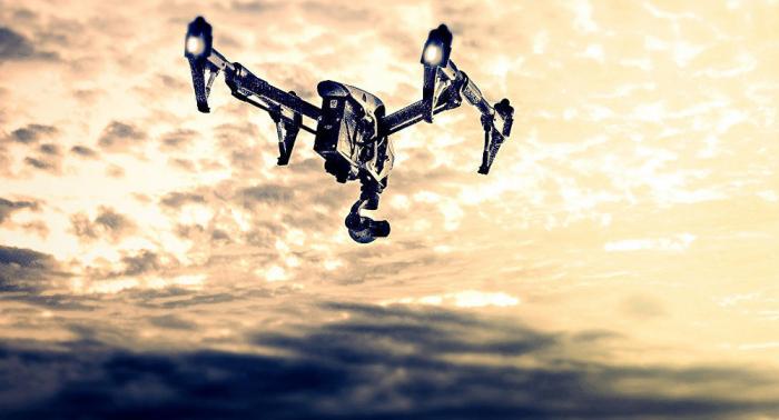 Iran schießt Drohne nahe Hafen im Persischen Golf ab