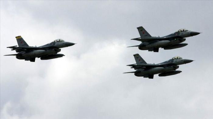 Turkey neutralizes 13 PKK terrorists in northern Iraq