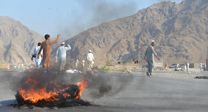 Una víctima mortal por la explosión de un coche bomba en Afganistán