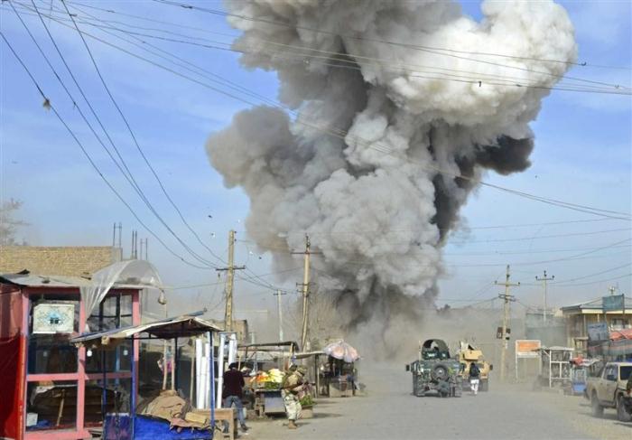 2 killed, 3 injured in Taliban car bomb blast in S. Afghanistan
