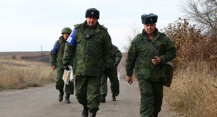 Las fuerzas ucranianas y las milicias inician la retirada de tropas
