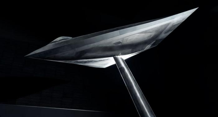 Airbus revela su dron de combate secreto