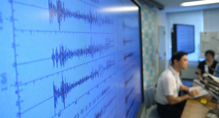 Un terremoto sacude el sur de Guatemala