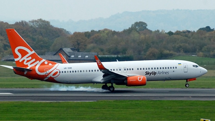 Un avión de pasajeros sufre un incendio momentos después de aterrizar en Egipto