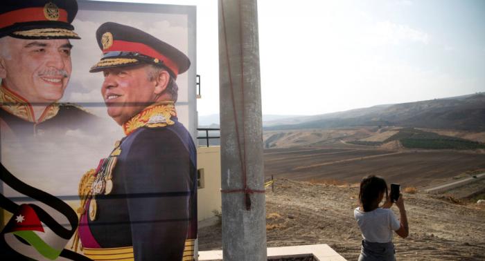 Jordania recupera terrenos agrícolas que controlaba Israel