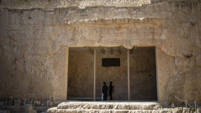 Abren la Tumba de los Reyes en Jerusalén por primera vez en una década