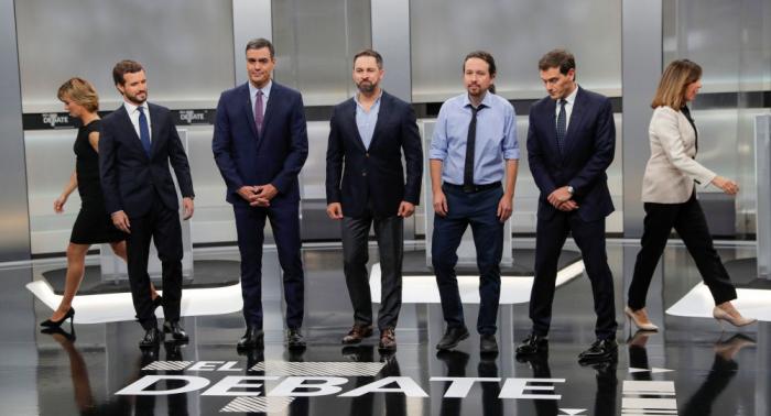 Elecciones en España: dos sorpresas y tres opciones para formar Gobierno