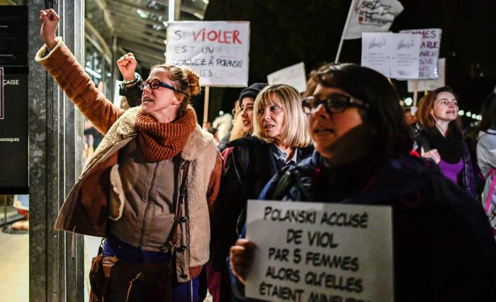 Una nueva denuncia contra Polanski reaviva el debate del Me Too francés