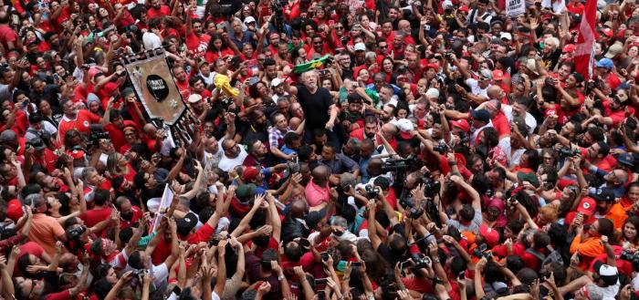 Lula ataca a Bolsonaro y aumenta la polarización en Brasil