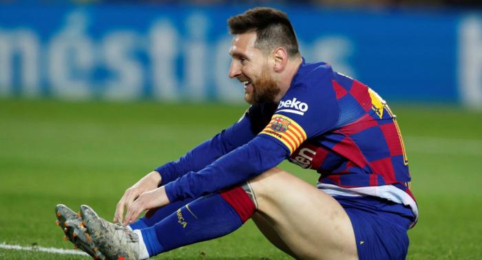 Messi iguala a Ronaldo en
