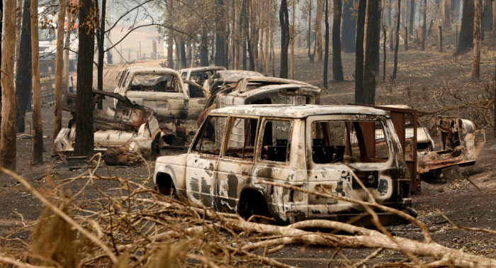 Australia autoriza uso de recursos militares contra incendios en Nueva Gales del Sur