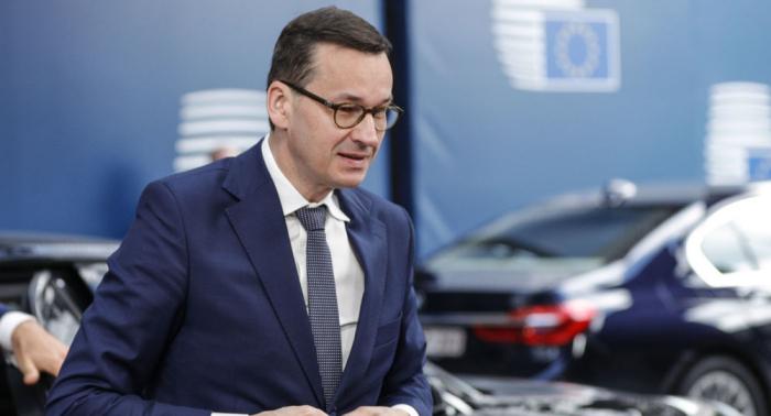 """Polens Premier:   Macrons Worte über """"Hirntod"""" der Nato """"verantwortungslos"""""""