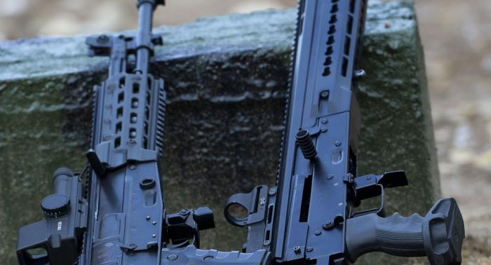 Modernstes russisches Sturmgewehr AK-12 bekommt Version mit Nato-Standard-Kaliber