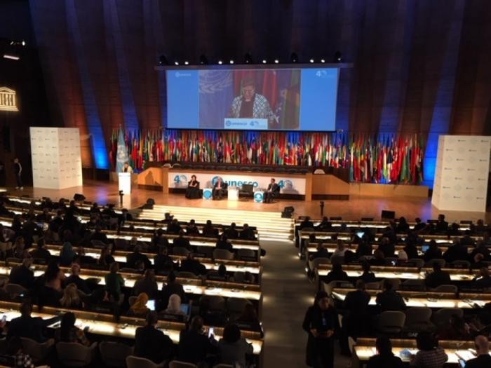 Arranca en París la 40ª reunión de la Conferencia General de la UNESCO