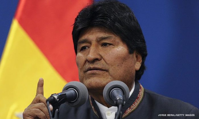 Bolivia crisis: Evo Morales accepts political asylum in Mexico