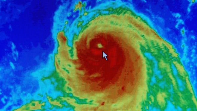 Climate change: Bigger hurricanes are now more damaging