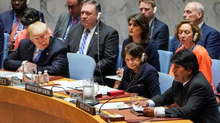 Trump amenaza a Venezuela y Nicaragua tras golpe en Bolivia