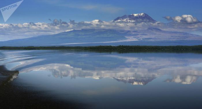 Russischer Vulkan auf Kamtschatka spuckt zehn Kilometer hohe Aschesäule aus