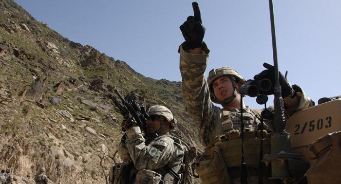Terror-Attacke auf US-Konvoi in Afghanistan gemeldet