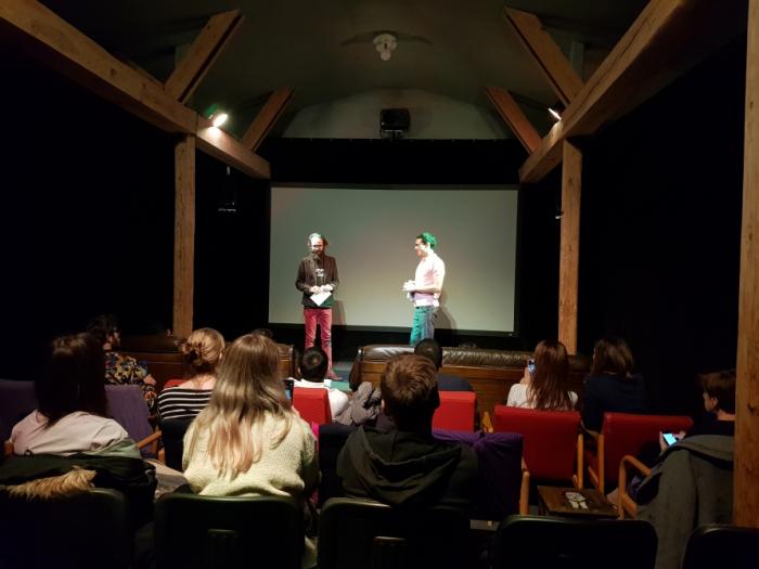 Películas de animación azerbaiyanas se proyectaron en Polonia