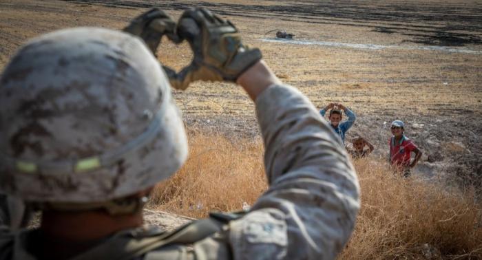 Lawrow:  USA wollen östlich des Euphrat separaten Quasistaat bilden