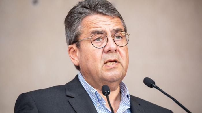Sigmar Gabriel heuert bei US-Denkfabrik an