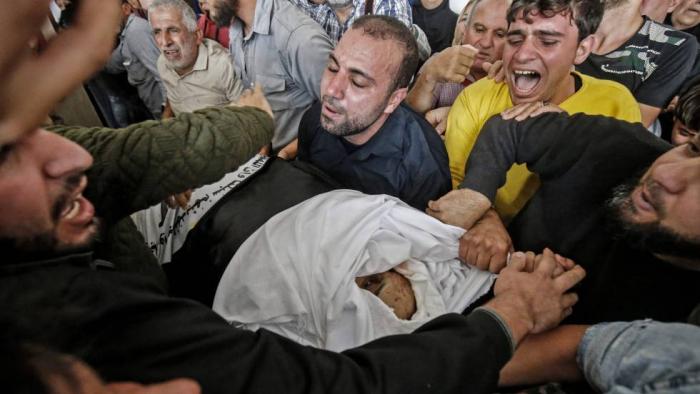 Israel mata al jefe militar de la Yihad Islámica en Gaza, que responde con el lanzamiento de 200 cohetes