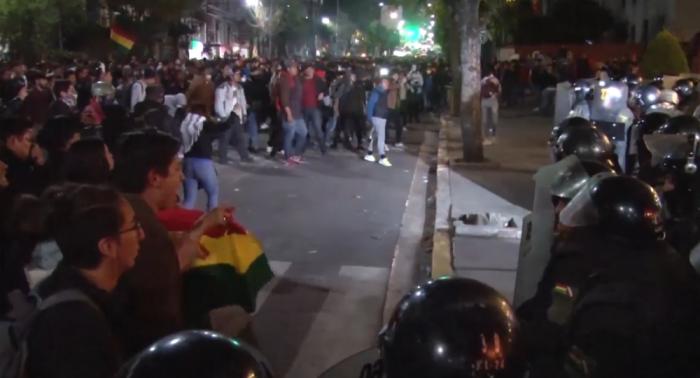Fiscalía boliviana afirma que 7 personas murieron durante 23 días de conflicto social