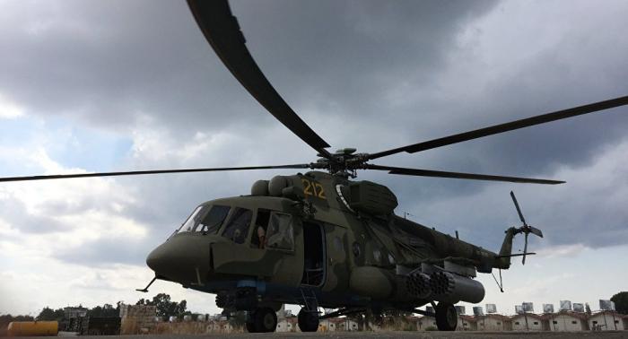 Russische Heeresflieger erweitern Patrouillenraum in Syrien